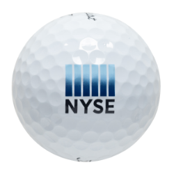 IE One Dozen Golf Balls-Titleist Pro V1-NYSE Thumbnail