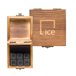 IE Whiskey Stone Set-ICE Thumbnail